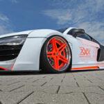 Audi R8 Slammed Killer from xXx ... Pour les kings du parking !