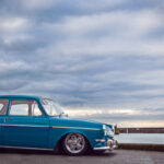 '64 Volkswagen Type 3 Notchback by Watercooled Society
