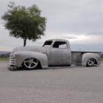 """Pop's 1953 Bare Metal Chevy"" - Metal Hurlant"