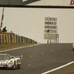Groupe C Story : Jaguar XJR-12 victorieuse des 24h du Mans '90 - Onboard à Oulton Park