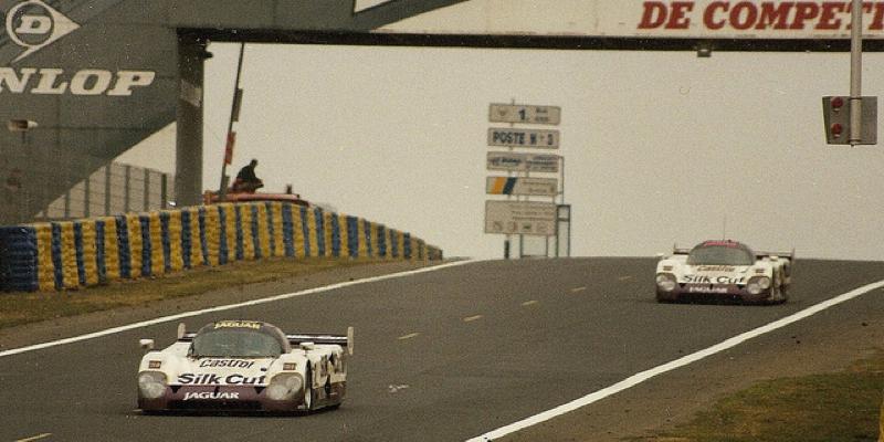 Groupe C Story : Jaguar XJR-12 victorieuse des 24h du Mans '90 – Onboard à Oulton Park