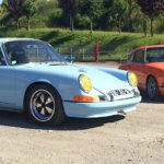 "Porsche 911 ""Machine Revival""... Classic Outlaw made in France !"