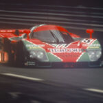 Mazda 787 B : Johnny Herbert onboard 20 ans plus tard.