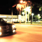 Miami by Night en 560 SEC... Like a dream !
