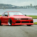 """Mountain Drifting"" en 240 SX… Swap 1JZ"