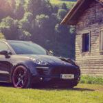 Porsche Macan Stanced en Vossen ... Le gendre idéal !