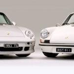 Quand les Porsche se la jouent Top Models