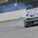 Silvia S14 - 15 swap V8 LS3 ... Tout droit sorti de l'enfer !