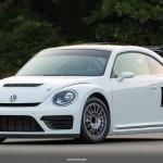 Tanner Foust et sa voiture de fonction ... Une Beetle de 540 ch ! 1