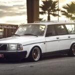 Stance Volvo 240 Wagon : le retour du parpaing !