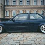 BMW E30 - Quand ça frotte c'est que c'est dropé !