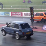 Fiat 126 Fight ... Des plumes chez les poids lourds !