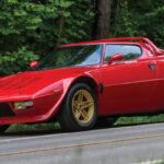 Balade musclée en Lancia Stratos