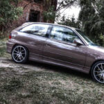 Opel Astra 2l 16v Turbo… Parce qu'il y en a marre des allemandes !