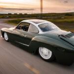 Coupé VW Karmann Ghia... En Porsche et Sub !
