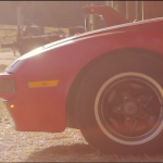Rustic Gentlemen in Porsche 944