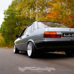 Willy's '83 Audi 80 B2... Belle, tout simplement ! 6
