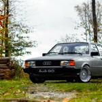 Willy's '83 Audi 80 B2... Belle, tout simplement ! 3