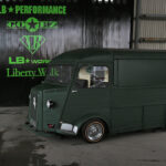Citroen Type H via Liberty Walk - Surprenant !