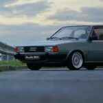 Willy's '83 Audi 80 B2… Belle, tout simplement !