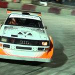 L'Audi Quattro S1 aime aussi le drift !