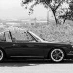 Balade en Porsche 912...
