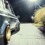 Break Volvo 240... La Stance'brick !