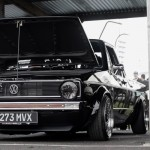 """Double Trouble"" - '88 VW Caddy - Custom & Stance !"