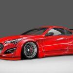 Hyundai Genesis 1000 HP pour le SEMA Show !