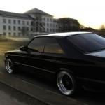 Mercedes 560 SEC AMG… Une histoire de style !