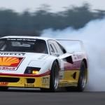 Pub Shell & Ferrari - Une longue et vieille histoire d'amour !