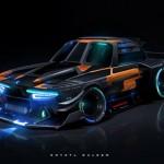 """Apocalyptic Machines"" : Science fiction chez les Supercars ! 40"