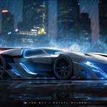 """Apocalyptic Machines"" : Science fiction chez les Supercars ! 71"