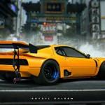 """Apocalyptic Machines"" : Science fiction chez les Supercars ! 66"