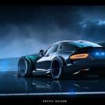 """Apocalyptic Machines"" : Science fiction chez les Supercars ! 63"