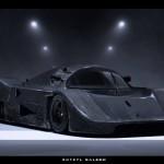 """Apocalyptic Machines"" : Science fiction chez les Supercars ! 62"