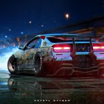 """Apocalyptic Machines"" : Science fiction chez les Supercars ! 60"