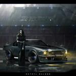 """Apocalyptic Machines"" : Science fiction chez les Supercars ! 24"