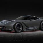 """Apocalyptic Machines"" : Science fiction chez les Supercars ! 20"