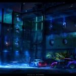 """Apocalyptic Machines"" : Science fiction chez les Supercars ! 50"