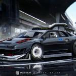 """Apocalyptic Machines"" : Science fiction chez les Supercars ! 14"