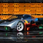"""Apocalyptic Machines"" : Science fiction chez les Supercars ! 13"