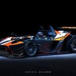 """Apocalyptic Machines"" : Science fiction chez les Supercars ! 12"