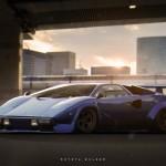 """Apocalyptic Machines"" : Science fiction chez les Supercars ! 11"
