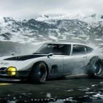 """Apocalyptic Machines"" : Science fiction chez les Supercars ! 33"