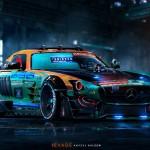 """Apocalyptic Machines"" : Science fiction chez les Supercars ! 3"