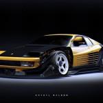 """Apocalyptic Machines"" : Science fiction chez les Supercars ! 2"
