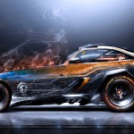 """Apocalyptic Machines"" : Science fiction chez les Supercars ! 1"