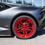 Lamborghini Huracan... en talons aiguilles. 6