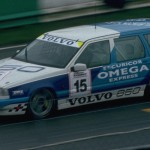 Volvo 850 Estate BTCC... 5min35 de fight !